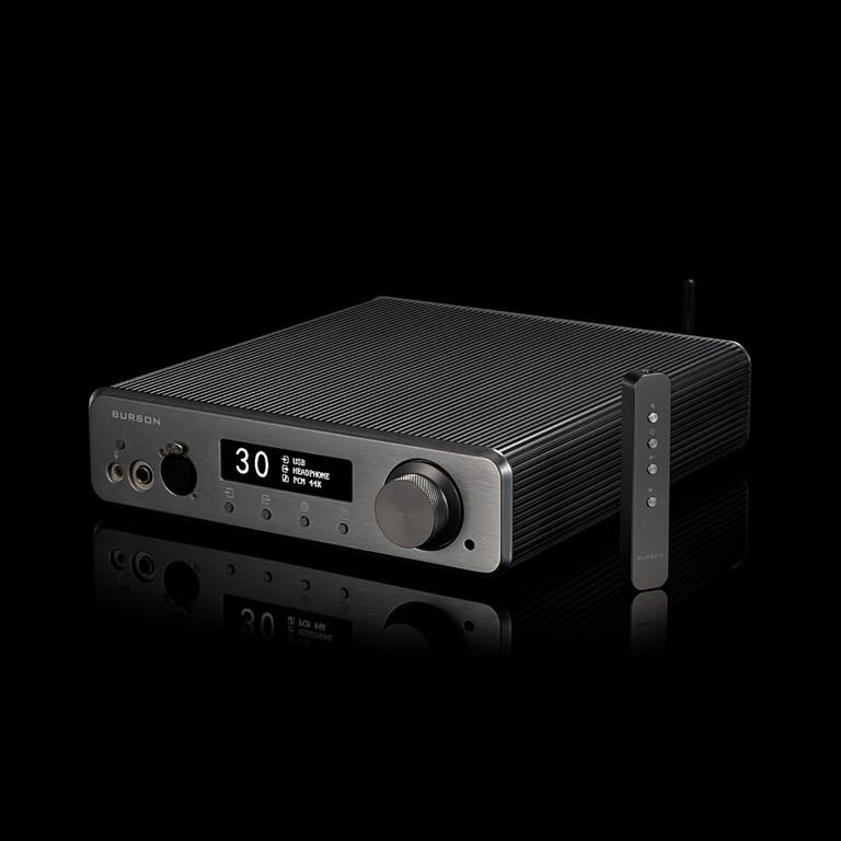 BURSON AUDIO Conductor 3X Reference Hörlursförstärkare