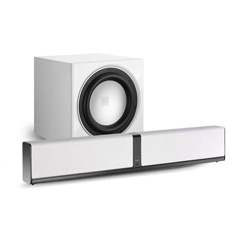 DALI DALI KUBIK ONE + SUB E-9 F Kompaktanlæg med Bluetooth Kompaktanlæg med Bluetooth