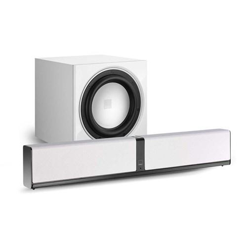 DALI DALI KUBIK ONE + SUB E-9 F Musikkanlegg med Bluetooth Musikkanlegg med Bluetooth