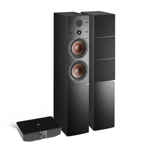 DALI CALLISTO 6 C + Sound Hub + DALI BLUOS modul Actiev luidsprekersets