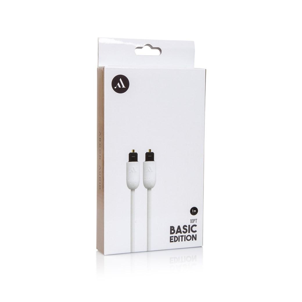 Argon Audio Basic Optical1 Optische kabel