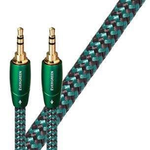AudioQuest Evergreen Minijack-kabel
