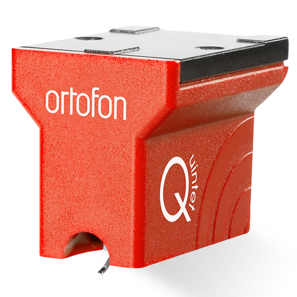 Ortofon Quintet Red MC-pickup
