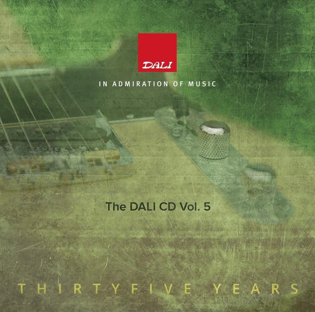 DALI The CD Vol. 5 CD