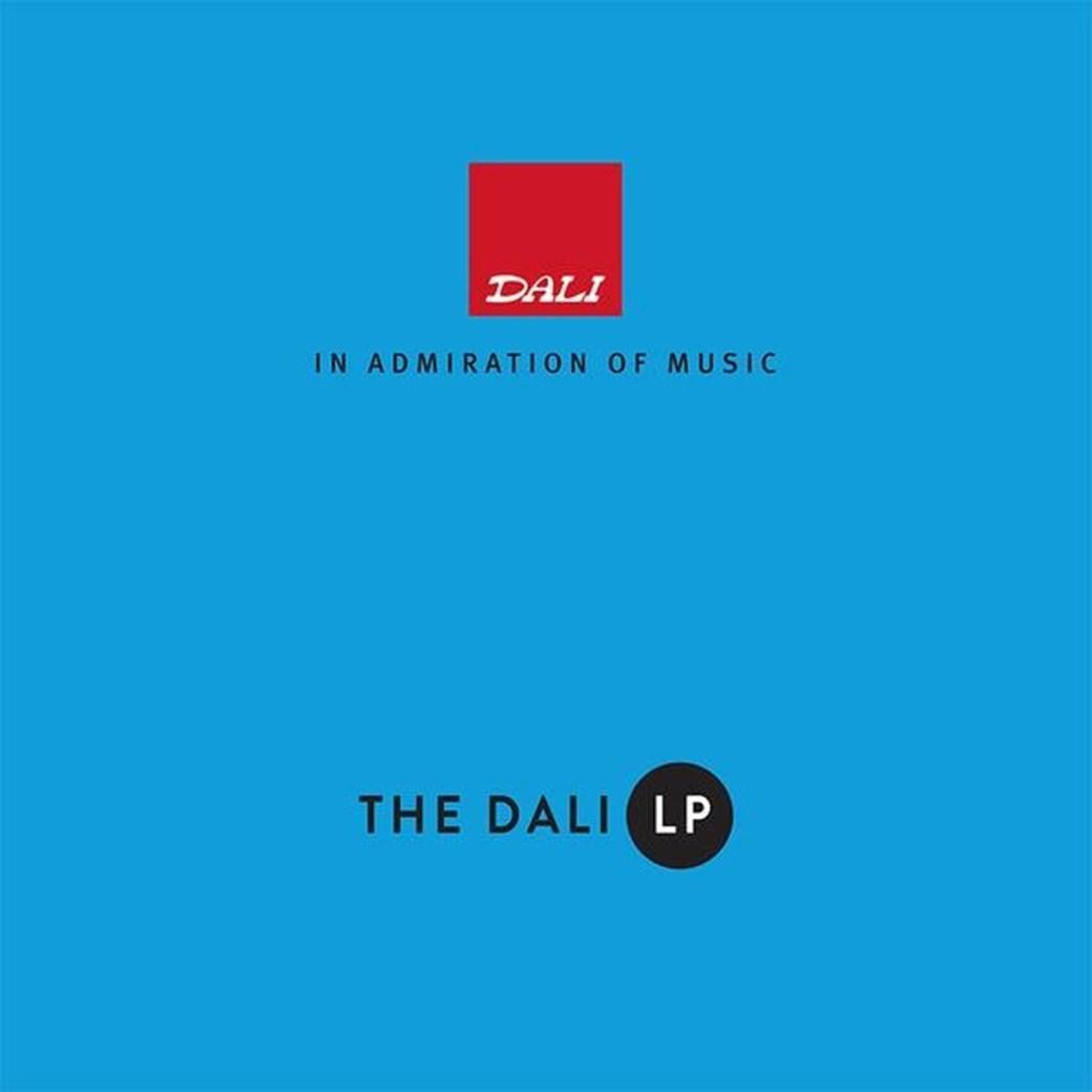 DALI THE LP Vol1 LP-skiva