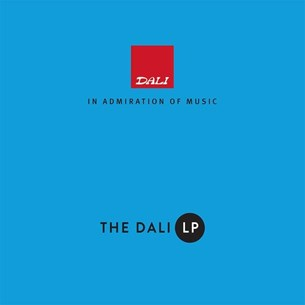 DALI THE LP Vol1 LP-skiva