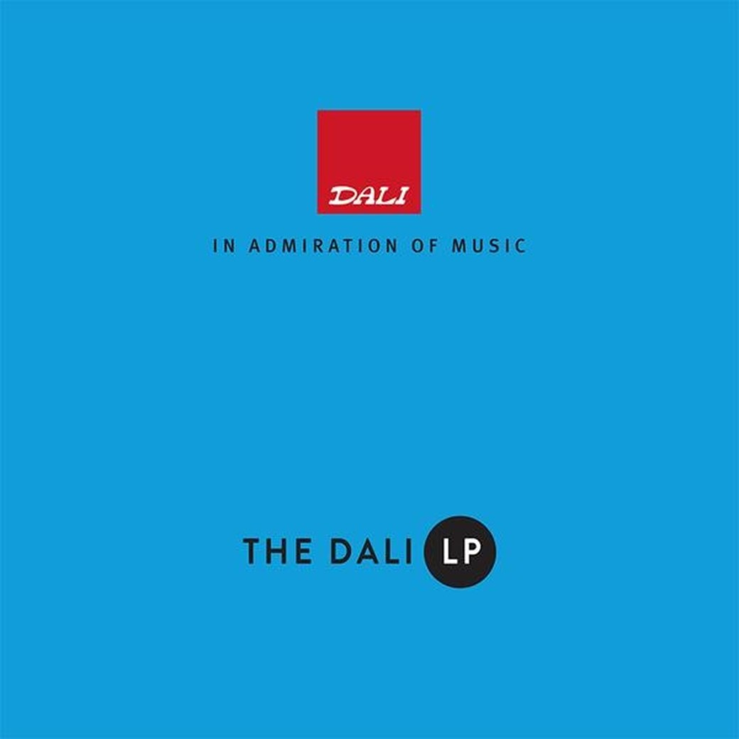 DALI THE LP Vol1 LP-plate