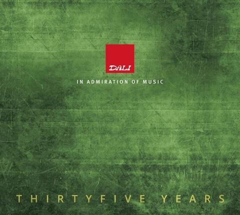 DALI The LP Vol. 5 LP-plade