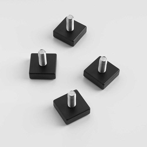 Clic Magnet Feet Möbeltillbehör