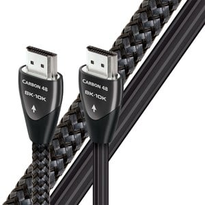 AudioQuest Carbon HDMI Ultra High Speed HDMI-kabel