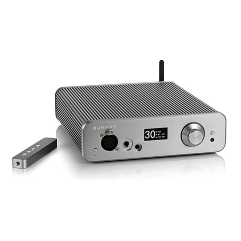 BURSON AUDIO Conductor 3X Performance Hoofdtelefoonversterker