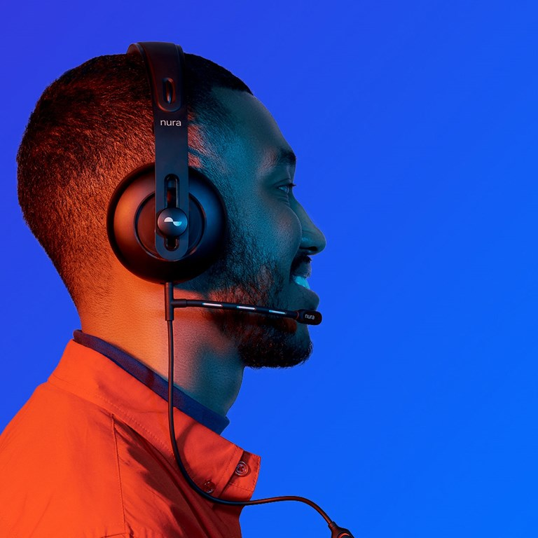 Nura Nuraphone Gaming Microphone Gaming headset