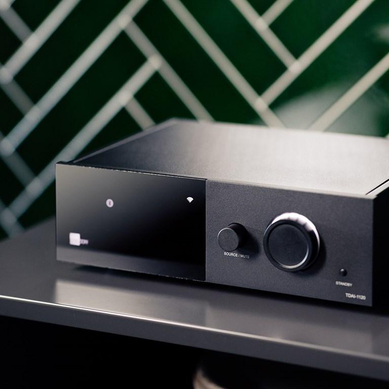 Lyngdorf TDAI-1120 Musikanläggning med streaming