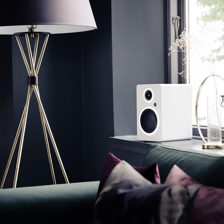 Argon Audio FORTE A5 Kabelloser Lautsprecher mit Bluetooth