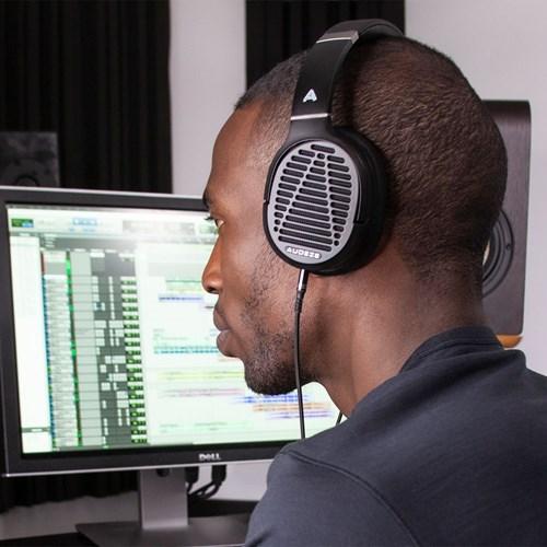 Audeze LCD-1 Head-fi koptelefoons
