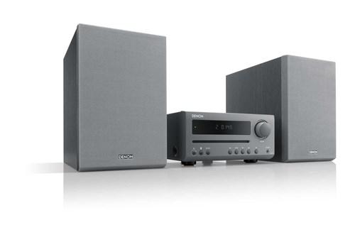 Denon D-T1 Musikanläggning med Bluetooth