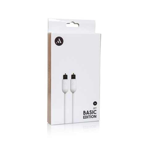 Argon Audio Basic Optical1 Optisk kabel