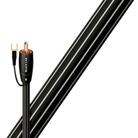 AudioQuest Black Lab Subwoofer-Kabel