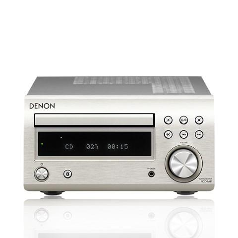 Denon RCD-M41 Kompakter Verstärker mit Bluetooth
