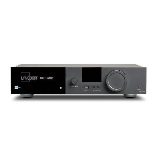 Lyngdorf TDAI-3400 Stereo-Verstärker mit Streaming