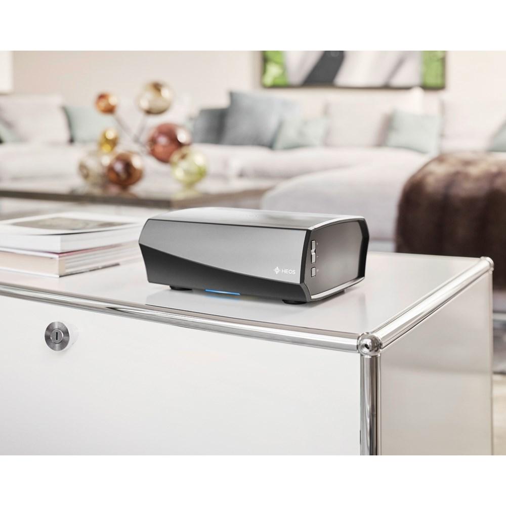 Denon HEOS Amp HS2 Kompakter Verstärker mit Streaming