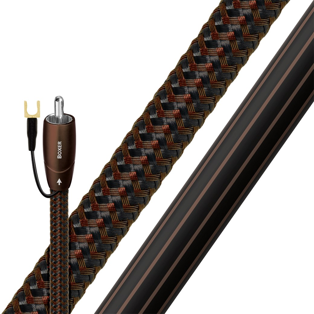 AudioQuest Boxer Subwoofer-kabel