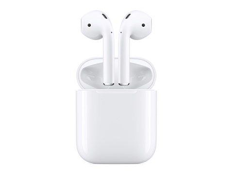 Apple AirPods 2019 Kabellose In-Ear-Kopfhörer