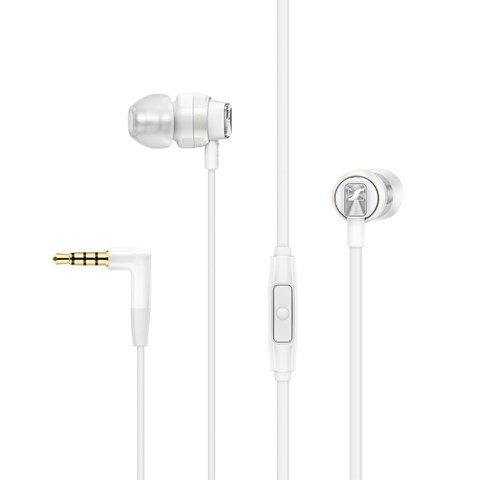 Sennheiser CX 300S Actieve in-ear hoofdtelefoon