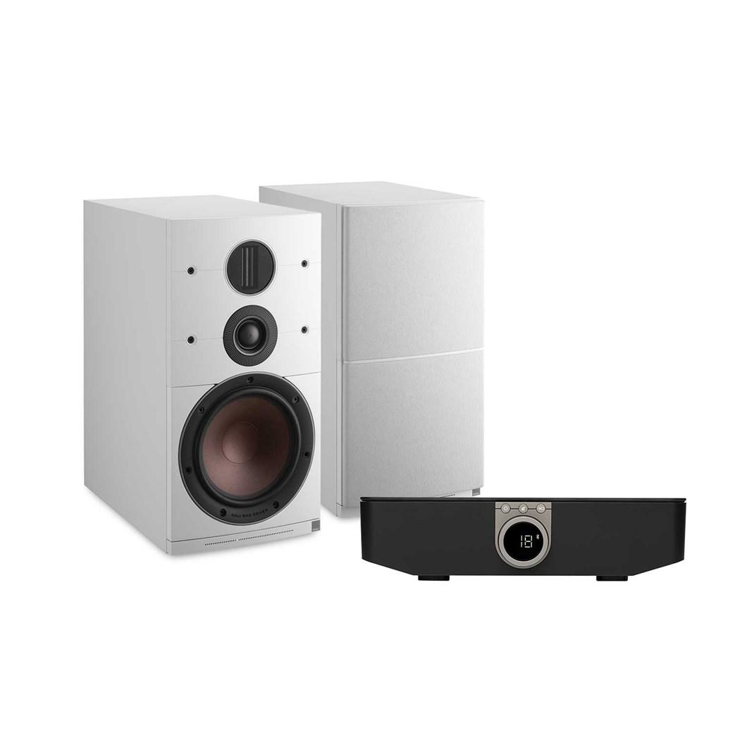 DALI DALI CALLISTO 2 C + Sound Hub + DALI BLUOS modul Aktiv högtalarsystem Aktiv högtalarsystem