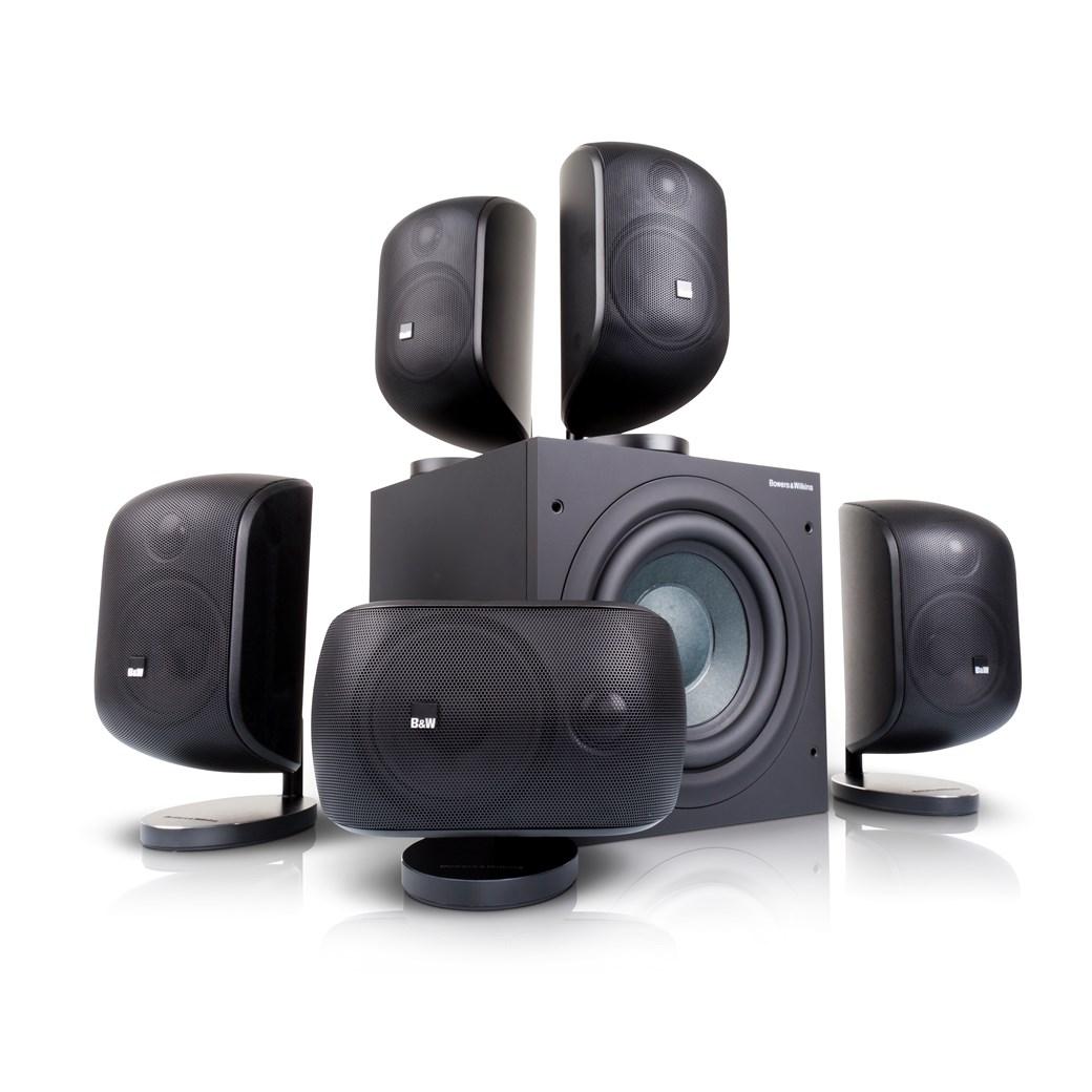 Bowers & Wilkins Bowers & Wilkins MT-50 5.1 Lautsprechersystem Lautsprechersystem