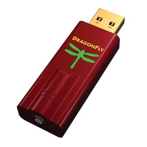 AudioQuest DragonFly Red USB D/A-Wandler