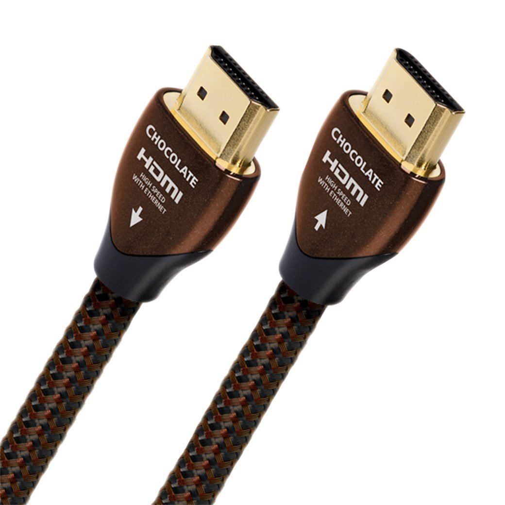 AudioQuest Chocolate HDMI-Kabel