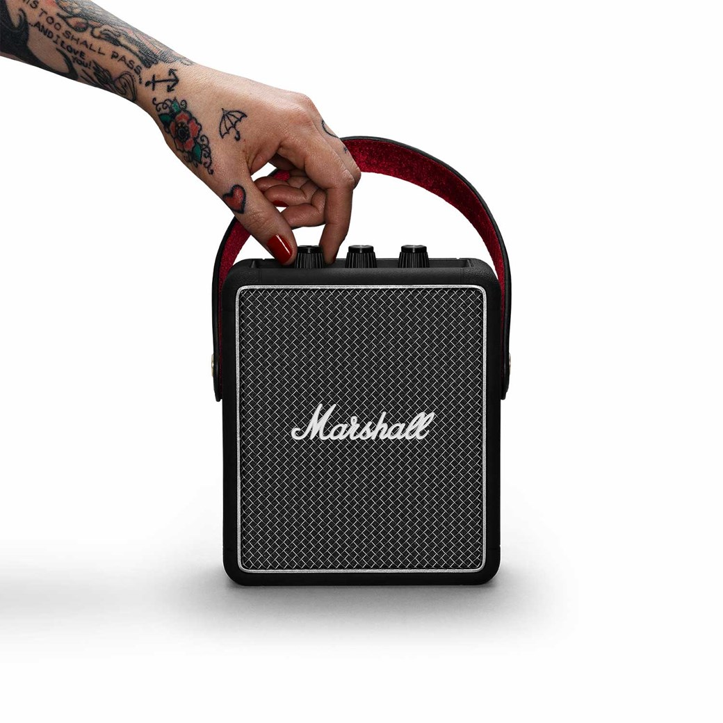 Marshall Stockwell II Bluetooth-luidspreker