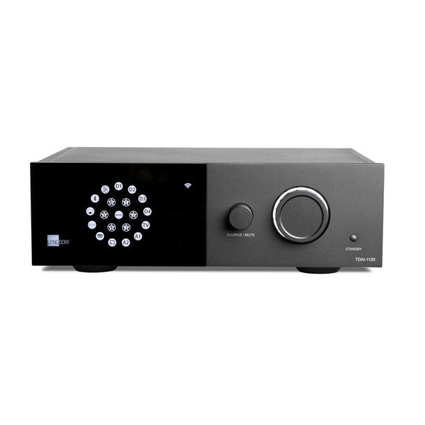 Lyngdorf TDAI-1120 Kompaktanlage mit Bluetooth
