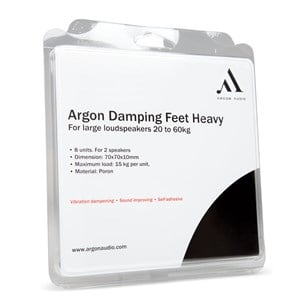 Argon Audio Audio Damping Feet Dempende voetjes