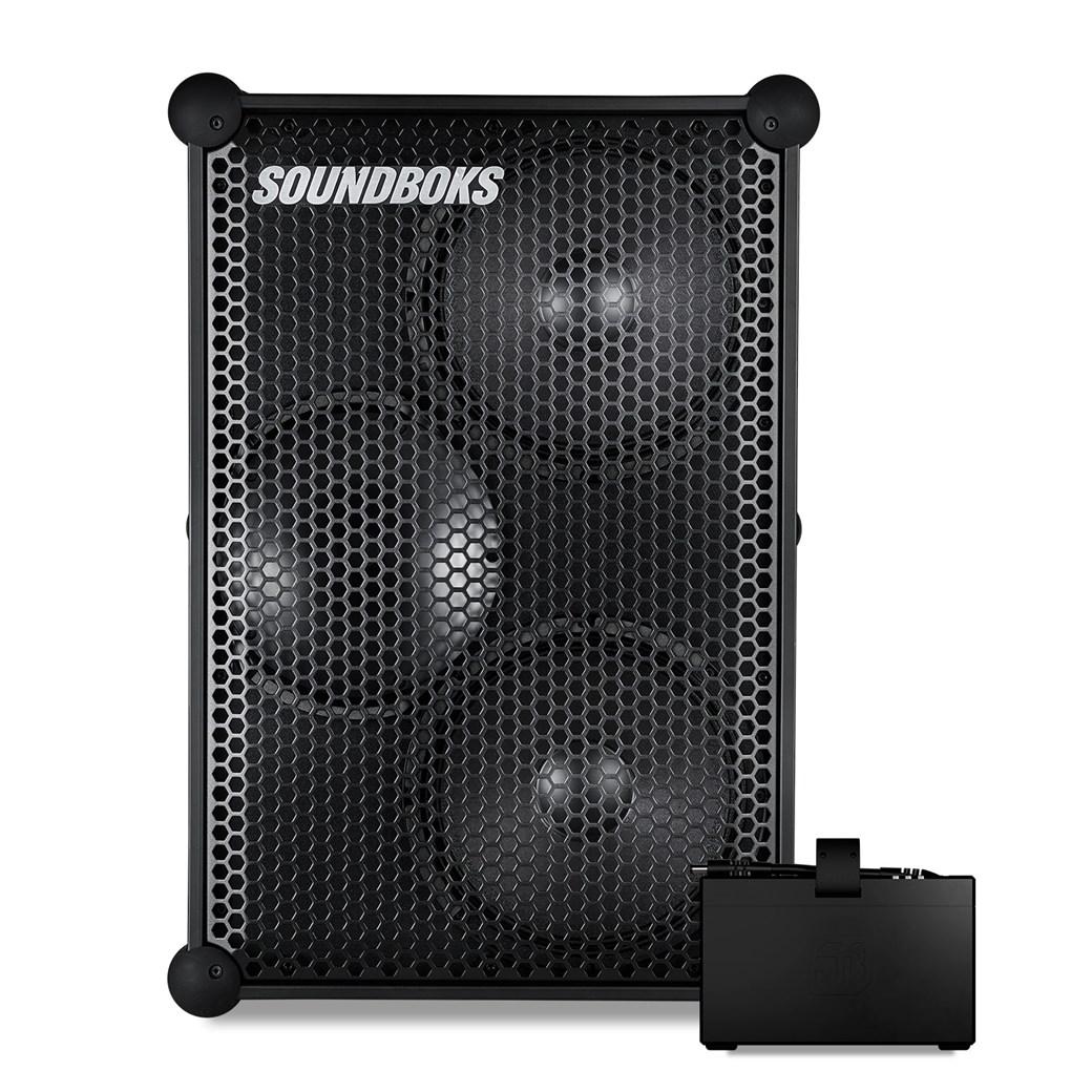 Soundboks Soundboks The New SOUNDBOKS + BATTERYBOKS Bluetooth højtaler Bluetooth højtaler