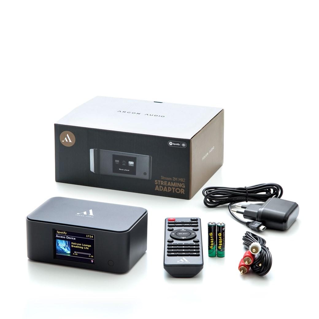 Argon Audio Stream2M Mk2 draadloos muzieksysteem