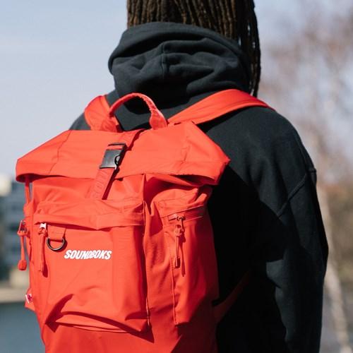 SOUNDBOKS SOUNDBOKS × Røde Kors Care Package Trådløs højtaler med batteri