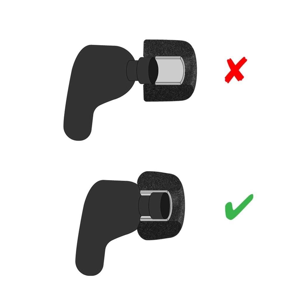 Comply TrueGrip Sennheiser M In-ear ørepropper