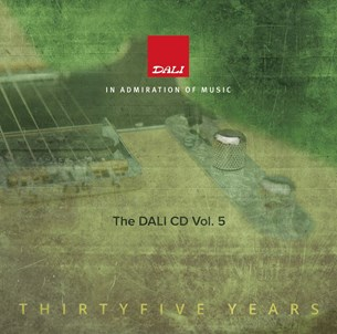 DALI The CD Vol. 5 CD