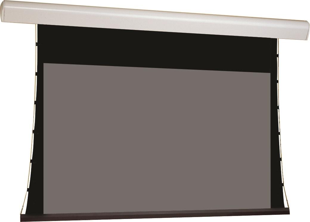 Euroscreen Linea Tab Tension React 3.0 Motordriven projektorskärm