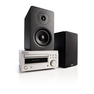 Denon RCD-M41 + ALTO5MK2 Stereosystem