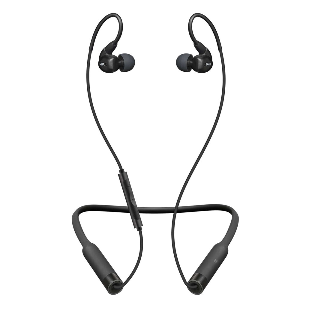RHA T20 Wireless Kabellose In-Ear-Kopfhörer