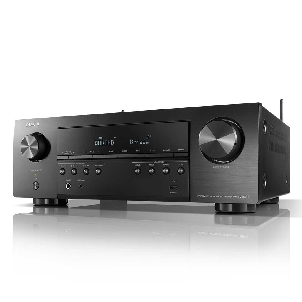 Denon AVR-S650H Hjemmebio-receiver