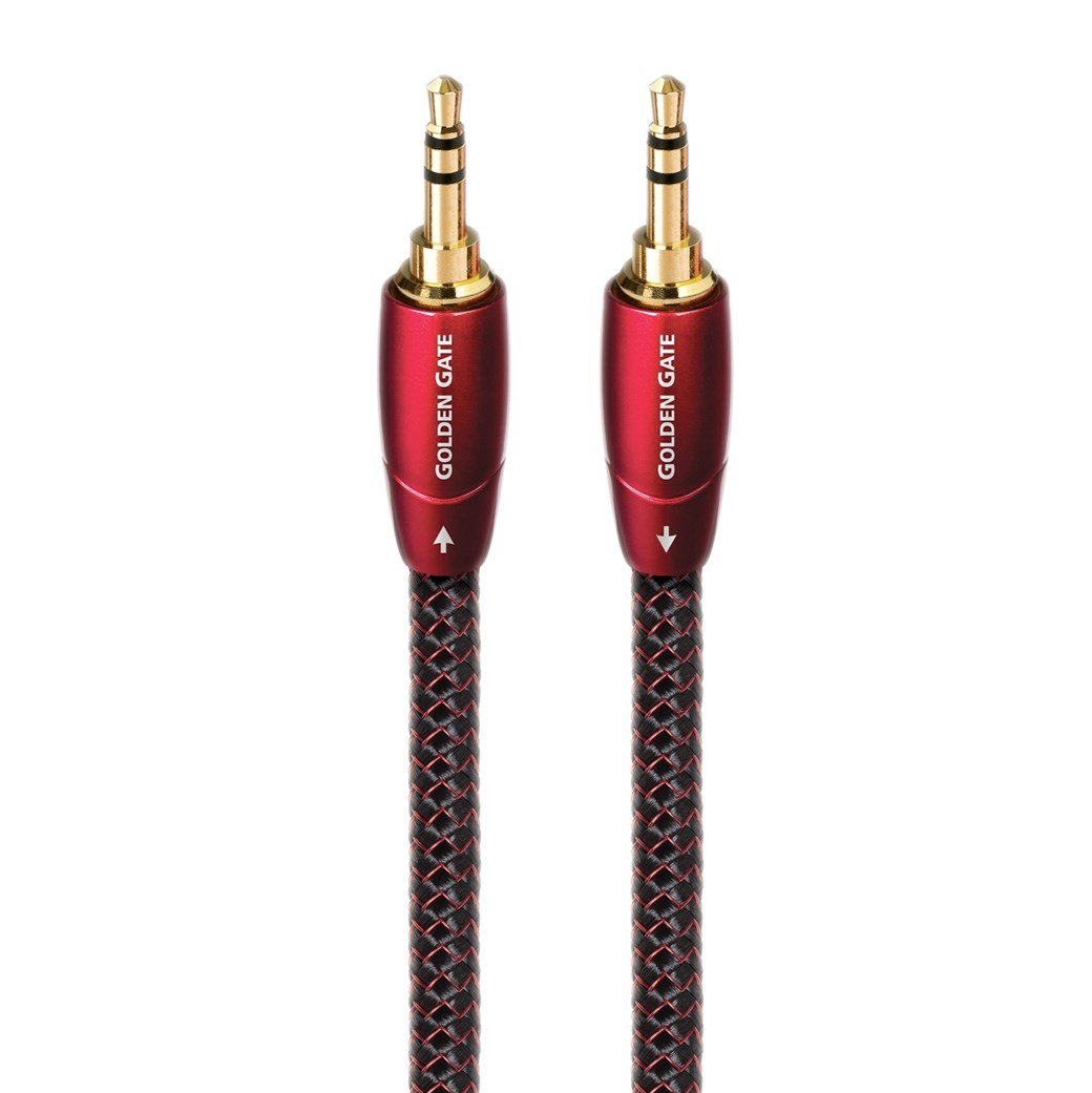 AudioQuest Golden Gate Mini-jack-kabel