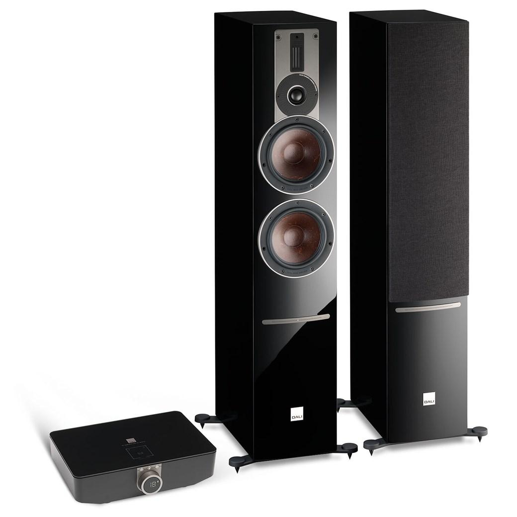 DALI DALI Rubicon 6 C + Sound Hub Aktiv høyttalersystem Aktiv høyttalersystem