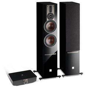 DALI Rubicon 6 C + Sound Hub Actiev luidsprekersets