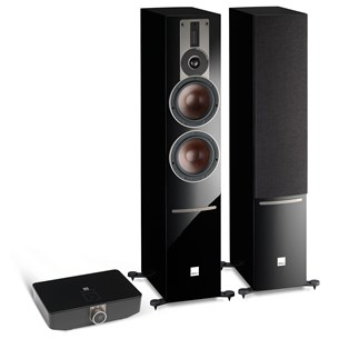 DALI Rubicon 6 C + Sound Hub Aktiv högtalarsystem