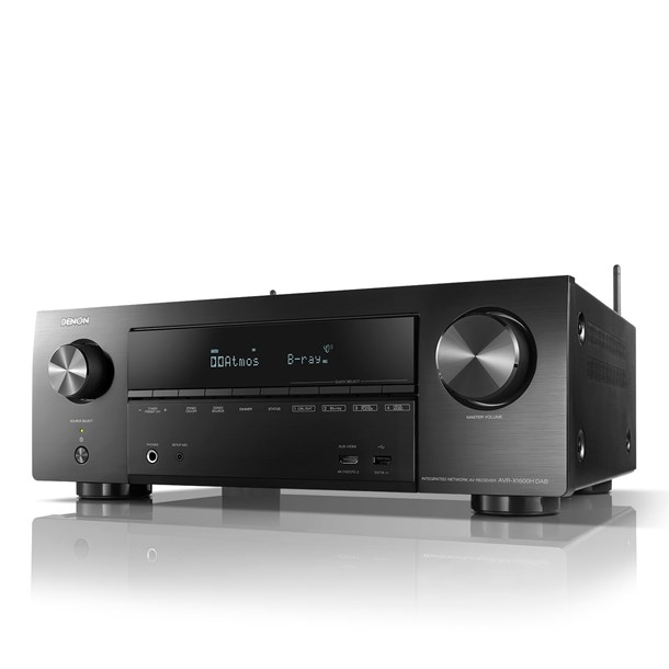 Denon AVR-X1600HDAB Home-cinema-receiver