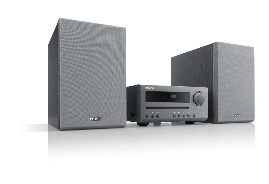 Denon D-T1 Muzieksysteem met Bluetooth